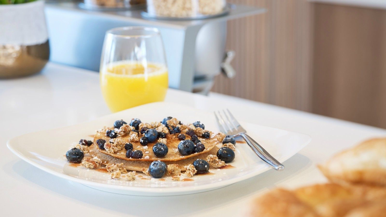 Dining Options - Rise Breakfast